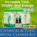 Chemical And Toxic Metal Cleanse Kit