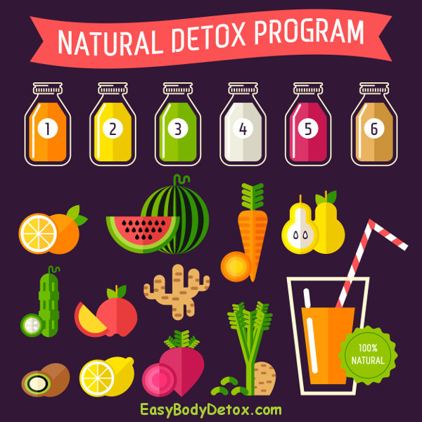 How To Detox Your Body Naturally At Home - Easy Body Detox