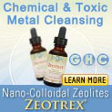 Zeotrex For Chemical and Toxic Metal Cleansing and Body Detox